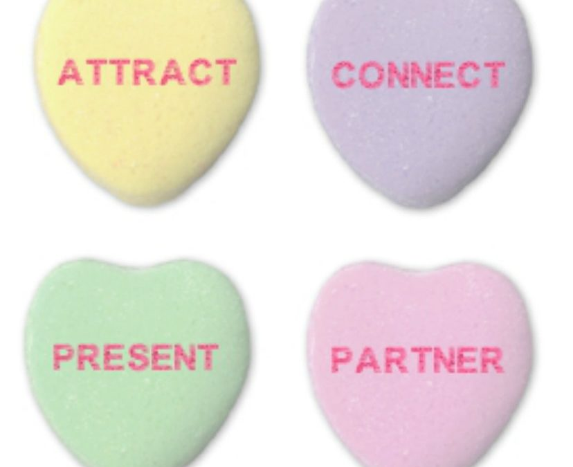 4 Heart-Shaped Invitations To Marketing Excellence 4 U!